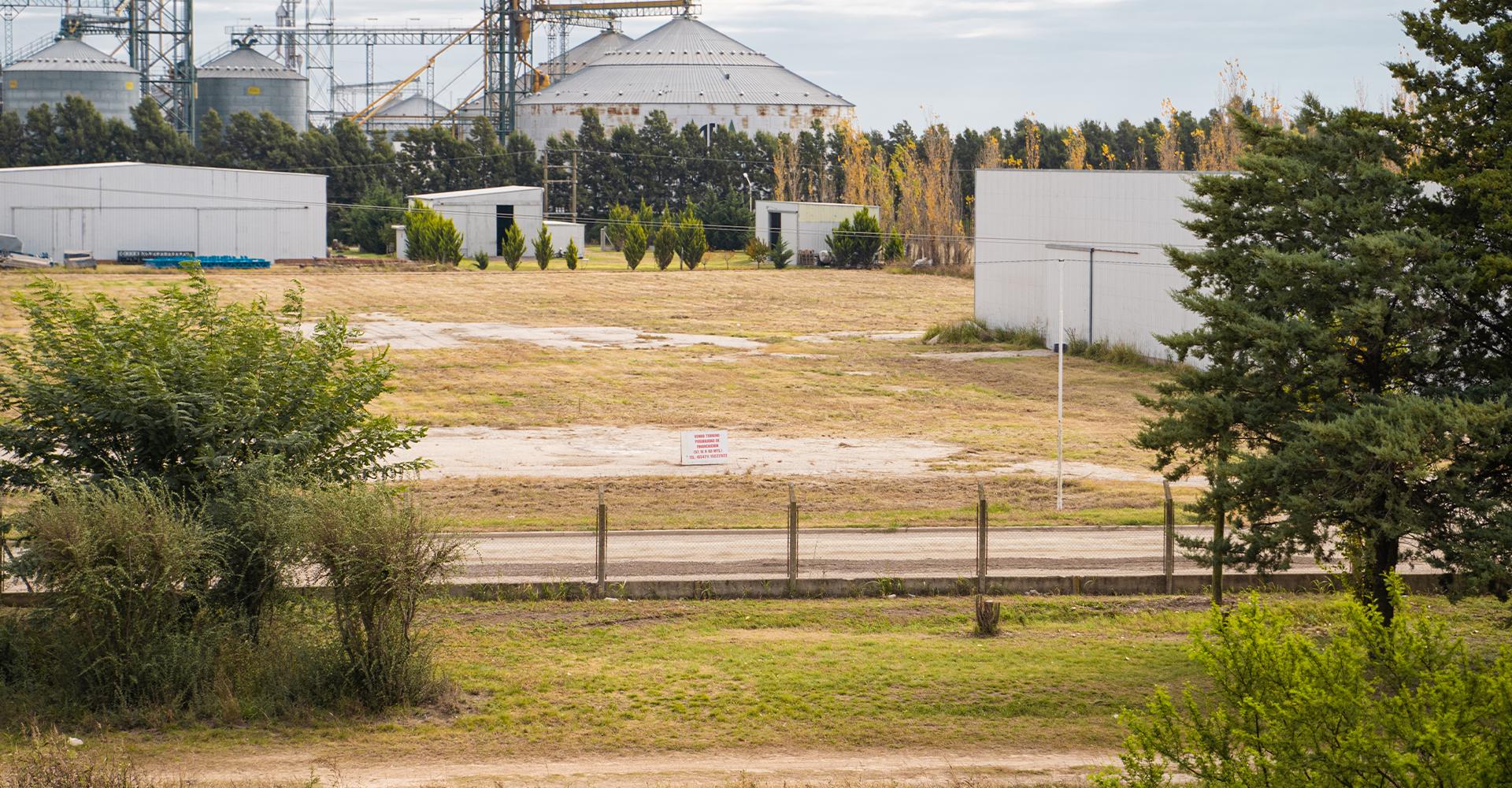 Planta Industrial 3 – Proximamente